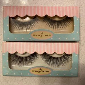 New Eyelashes (Set of 2)